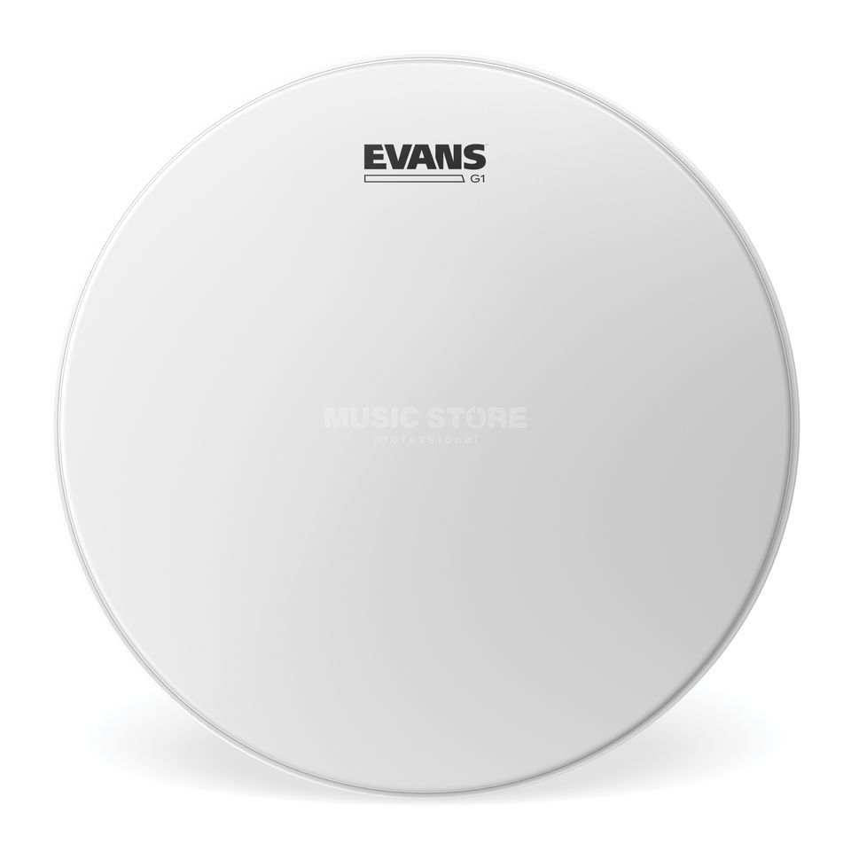 "Evans G1 Coated 13"", B13G1, Tom Batter Product Image"