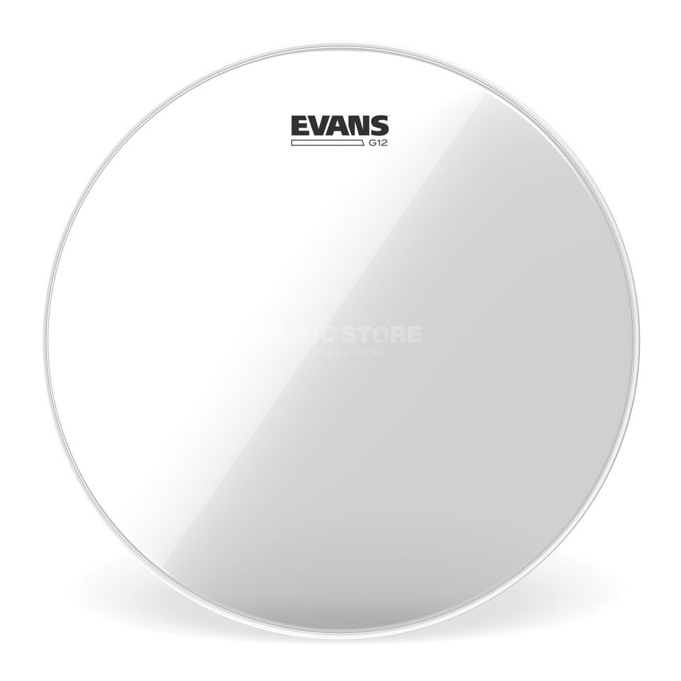 "Evans G12 8"" clear, TT08G12, Tom Batter, B-Stock Produktbild"