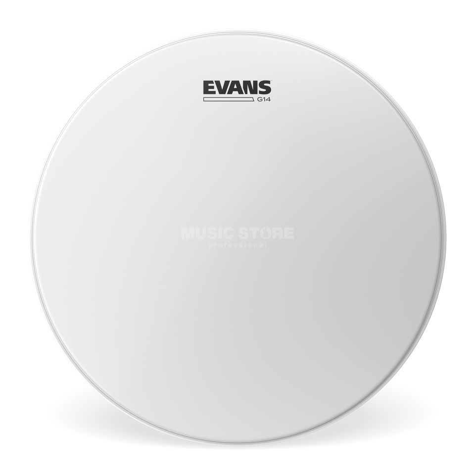 "Evans G14 Coated 14"", B14G14, Tom/Snare Batter Produktbild"