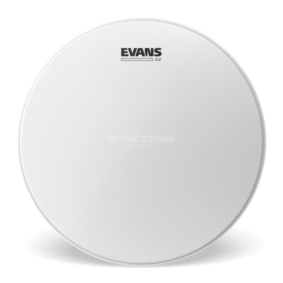 "Evans G2 Coated 8"", B08G2, Tom Batter Produktbillede"