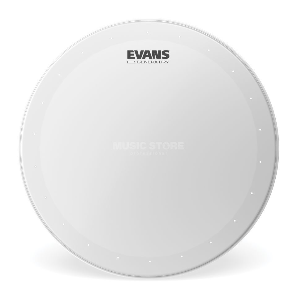 "Evans Genera Dry 13"", B13DRY, Snare Batter Productafbeelding"