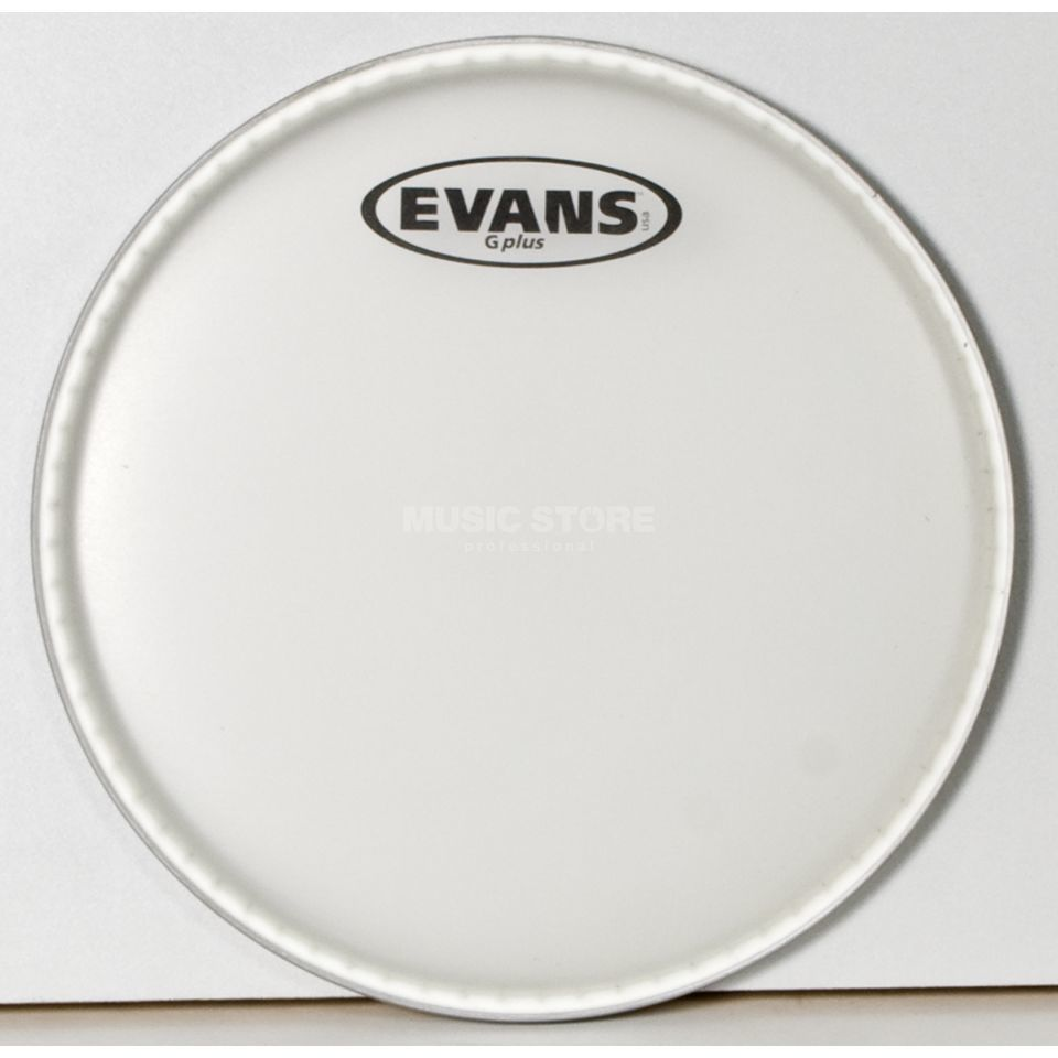 "Evans Genera Plus Frosted B08GP, 8"", Tom Batter, B-Stock Produktbillede"