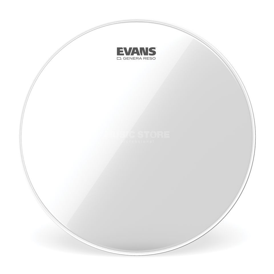 "Evans Genera Resonant TT15GR 15""  Tom Reso, B-Stock Product Image"