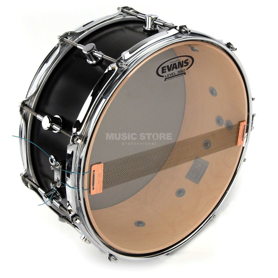 "Evans Hazy 200, 10"", S10H20, Snare Reso Product Image"