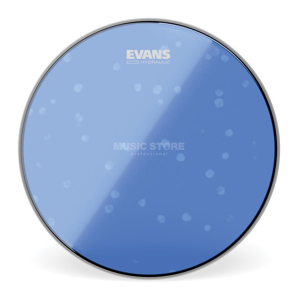 "Evans Hydraulic Blue 13"", TT13HB, Tom Batter Product Image"