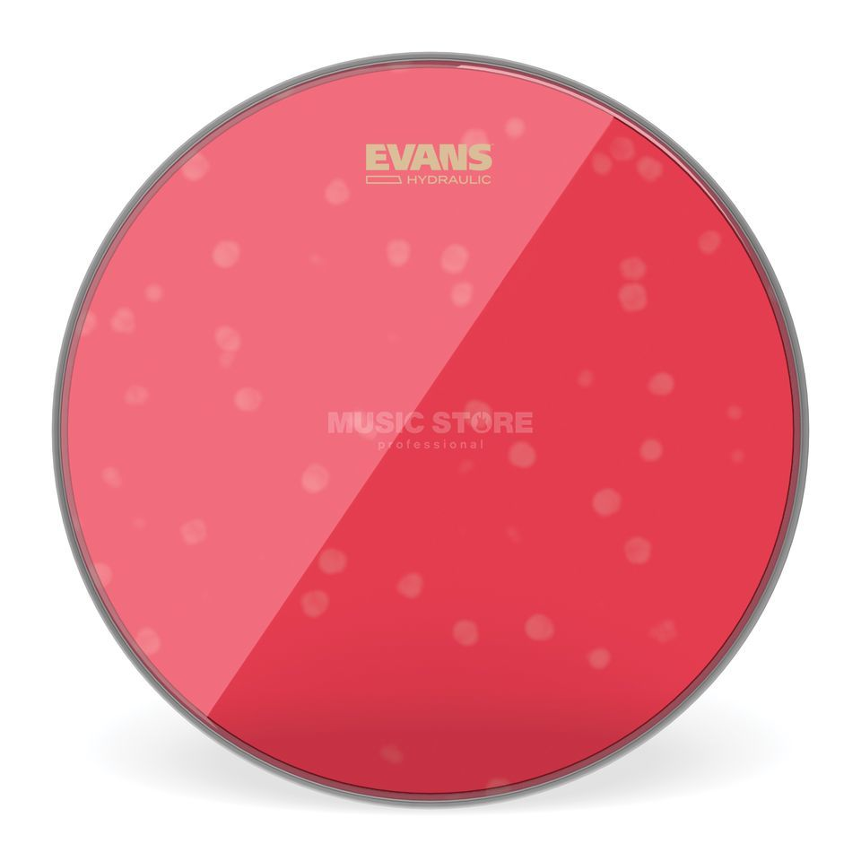 "Evans Hydraulic Red TT06HR, 6"", Tom Batter Produktbillede"