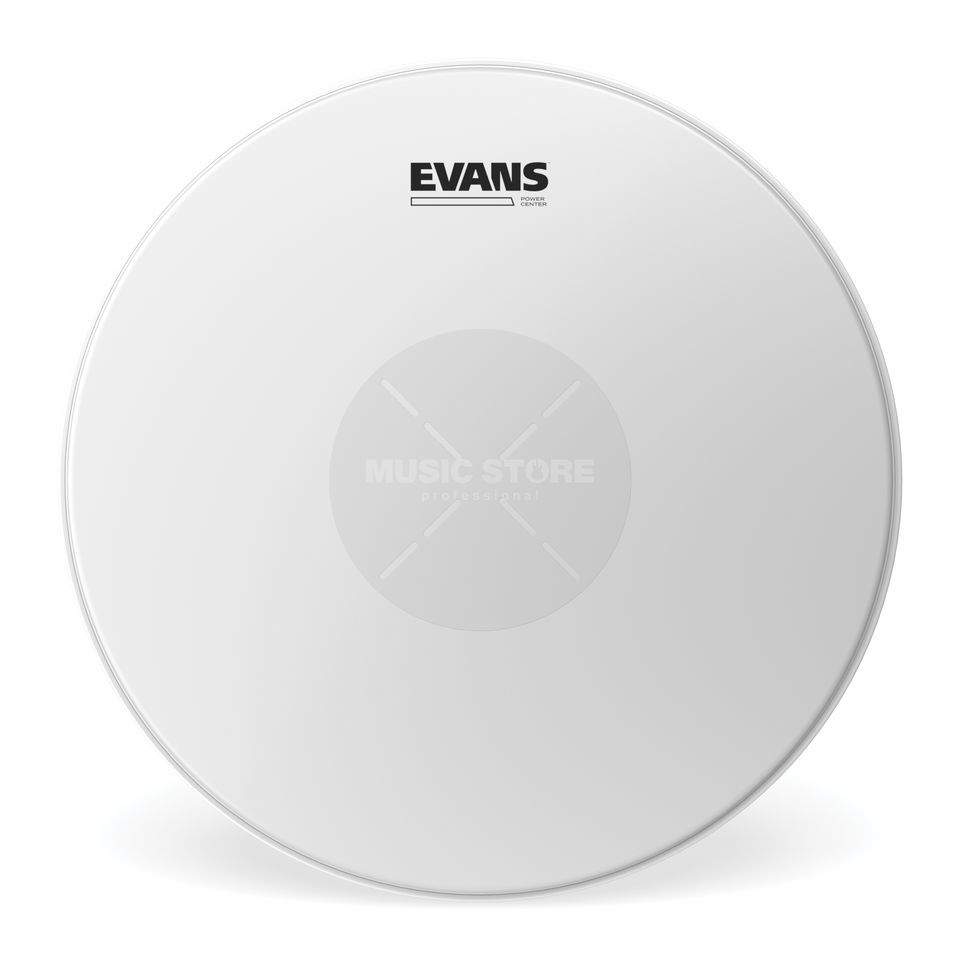 "Evans Power Center 14"", B14G1D, Snare Batter Produktbillede"