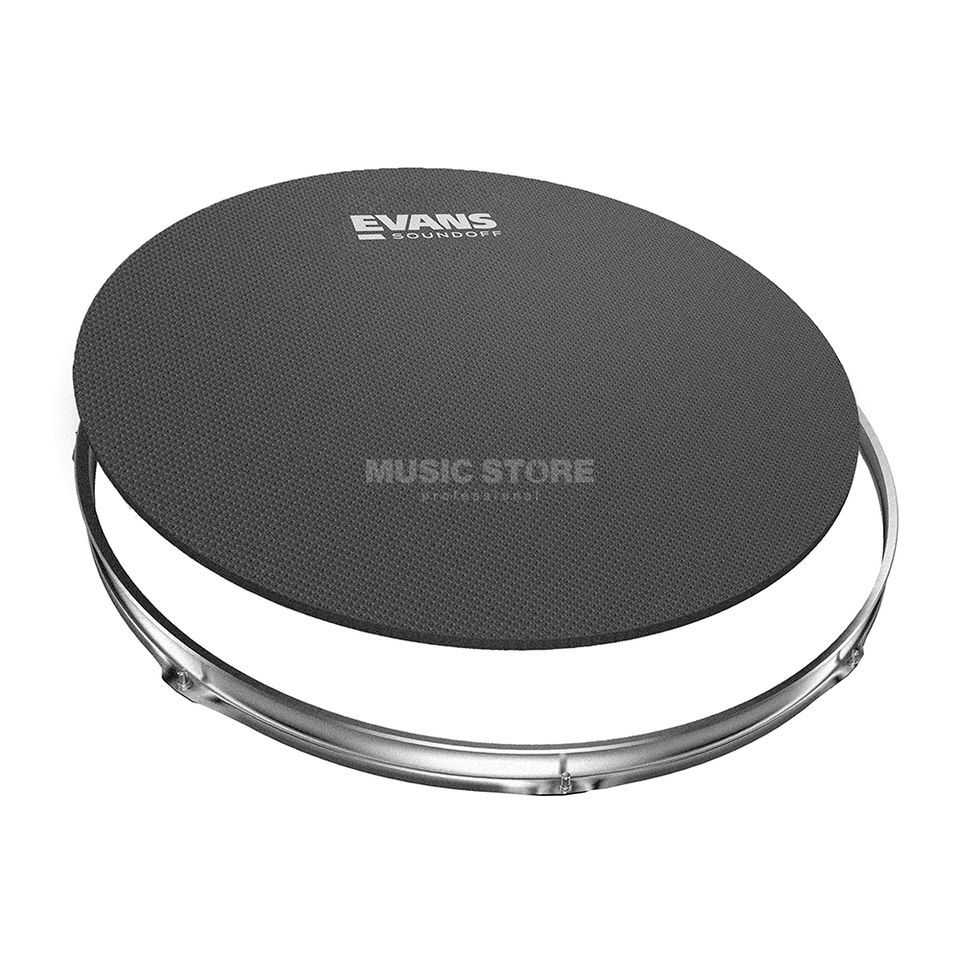 "Evans Sound Off Pad 14""  Product Image"