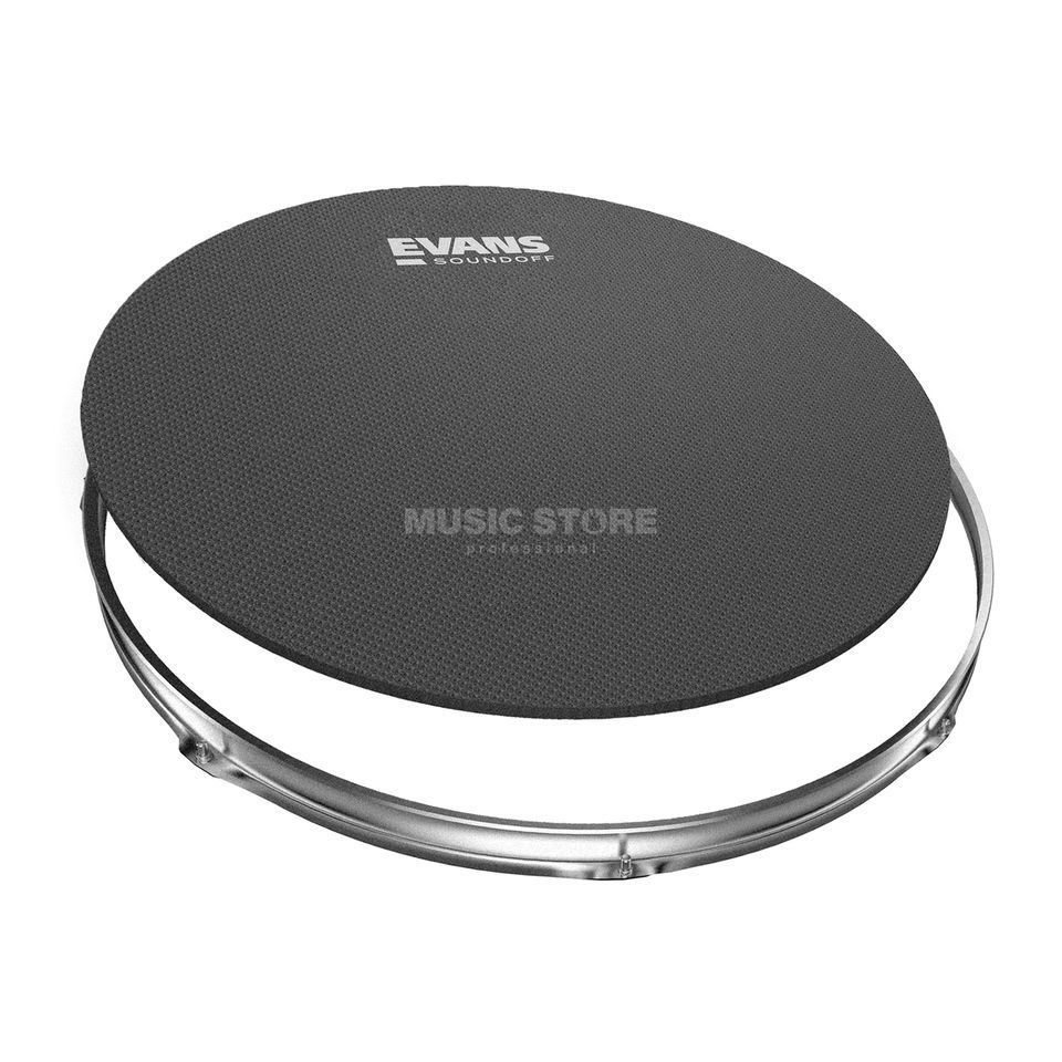 "Evans Sound Off Pad 8""  Product Image"