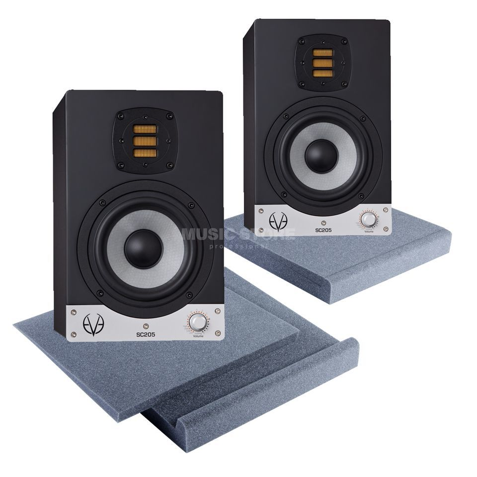EVE Audio SC205 + SpeakerPad Set M - Set Image du produit