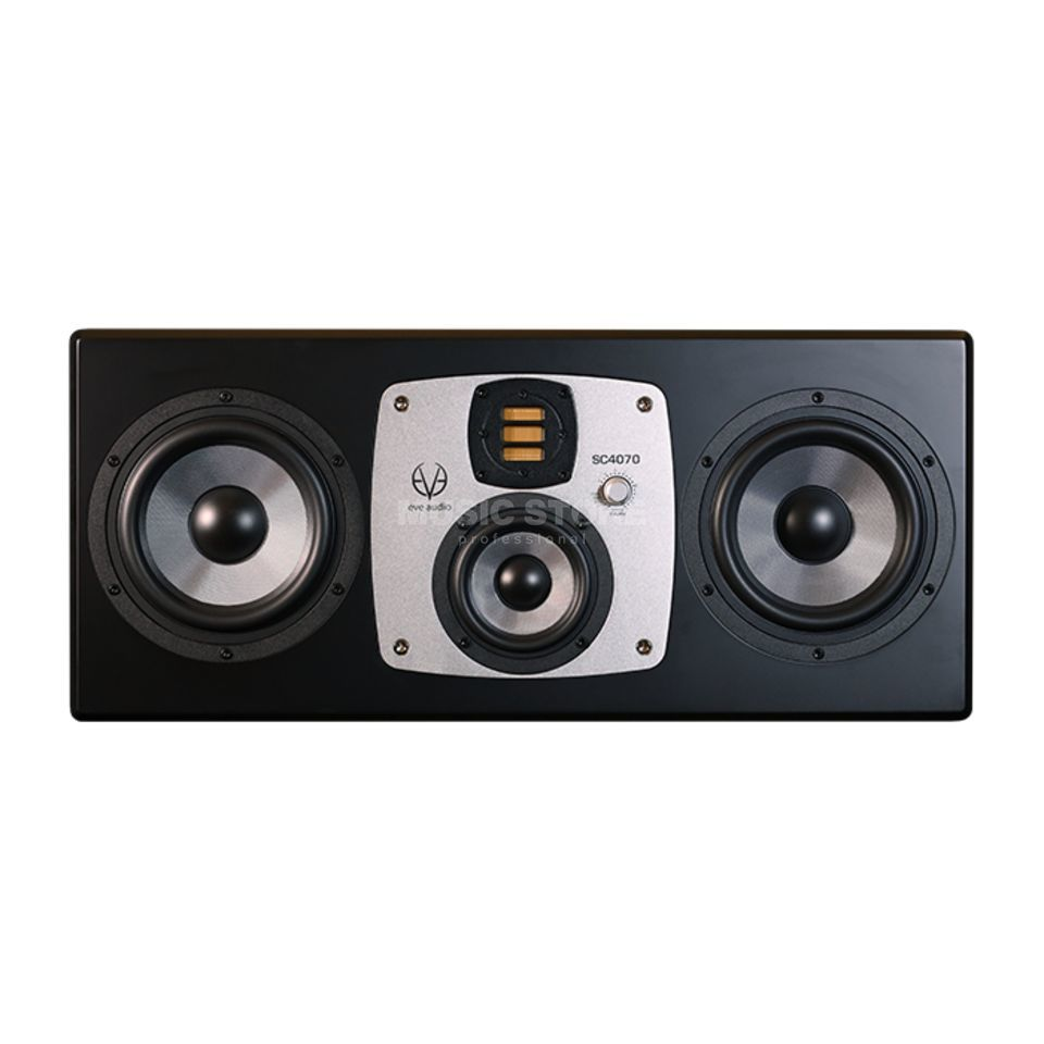 "EVE audio SC408 4-way 8"" Active Monitor Produktbillede"