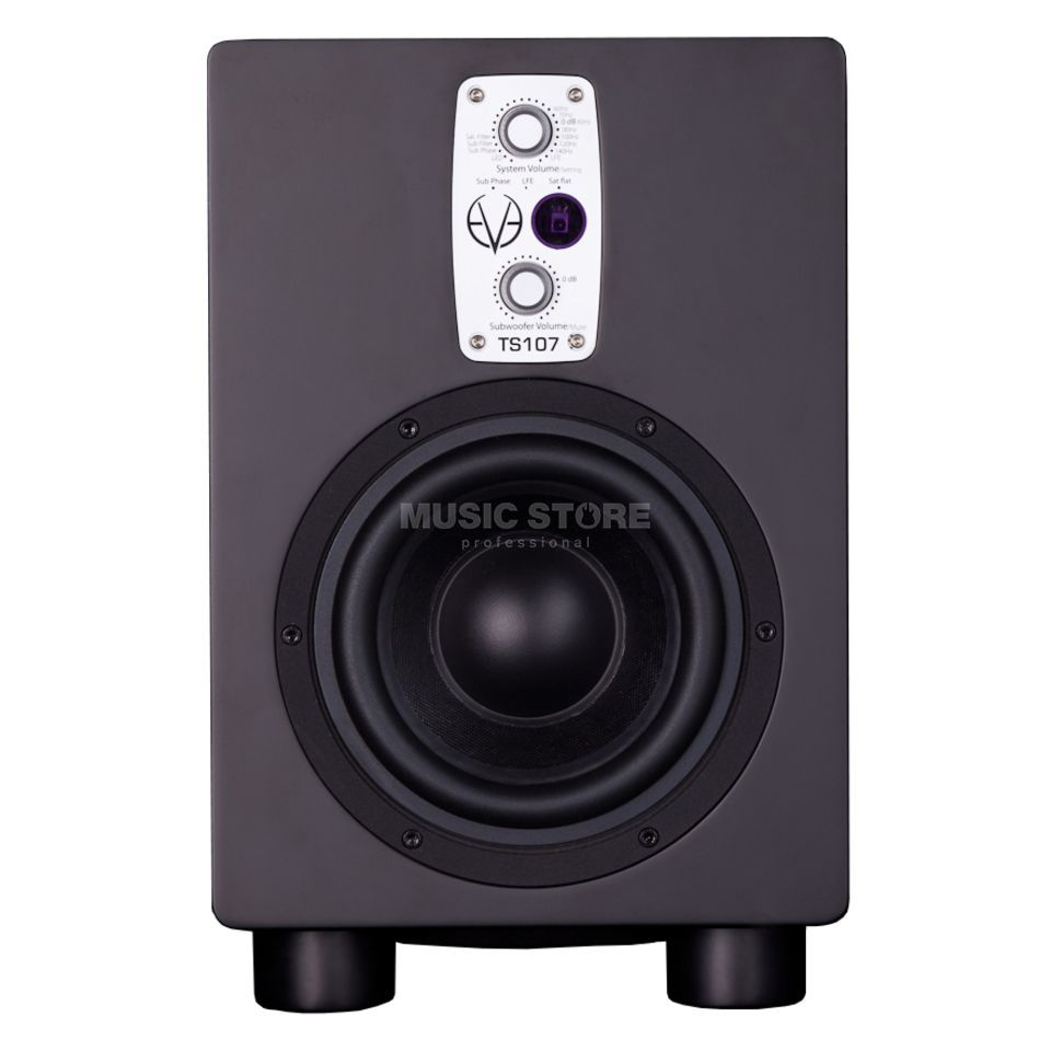 EVE audio TS 107 Subwoofer  Produktbild