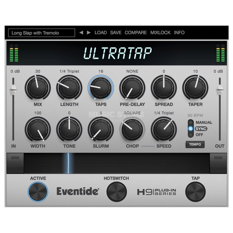 Eventide UltraTap Product Image
