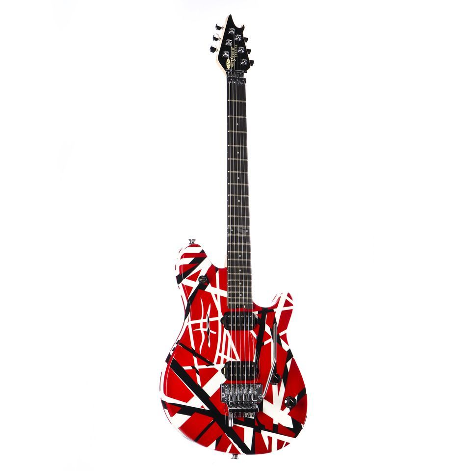 EVH Wolfgang Special Striped Product Image