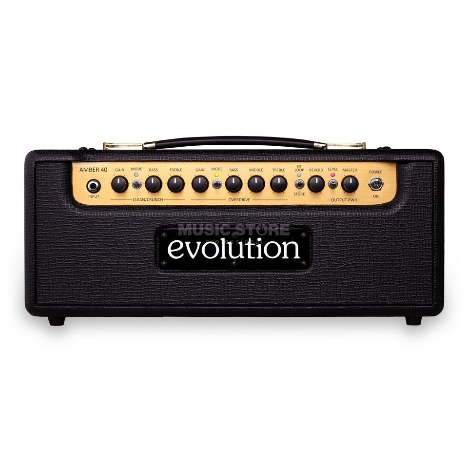 Evolution Amber 40 Produktbild