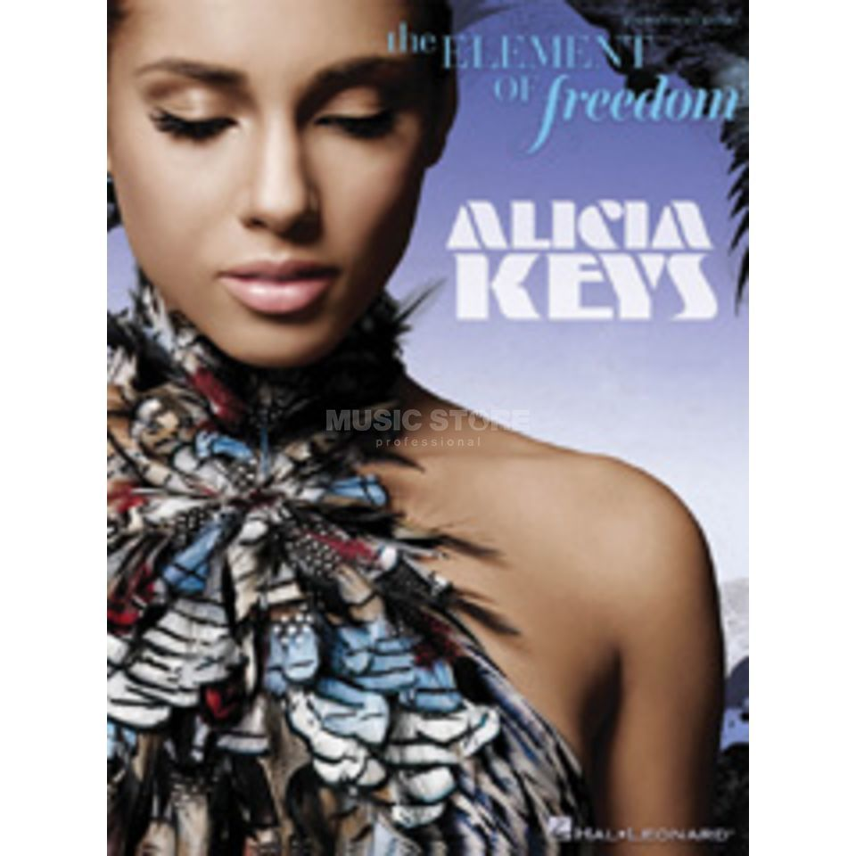 Faber Music Alicia Keys: The Element Of Freedom Produktbild