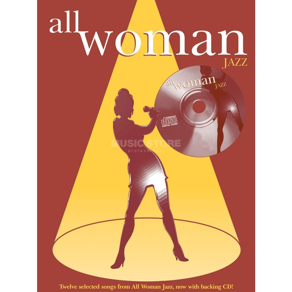 Faber Music All Woman Jazz Produktbild