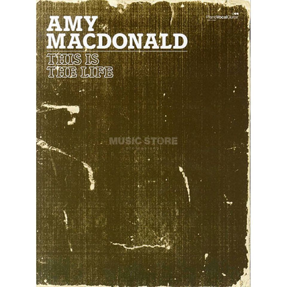 Faber Music Amy Macdonald: This Is The Life Produktbild
