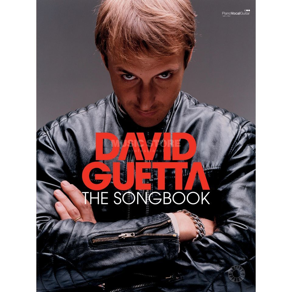 Faber Music David Guetta: The Songbook Product Image