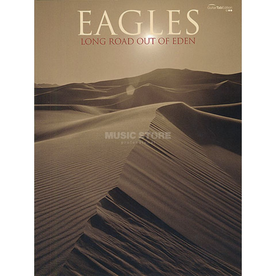 Faber Music Eagles - Long Road Out Of Eden TAB Produktbild
