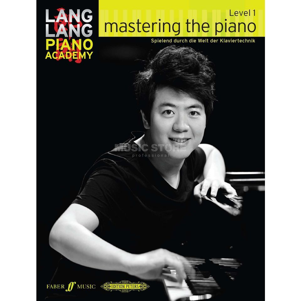 Faber Music Lang Lang: Mastering The Piano Level 1, Deutsch Produktbild
