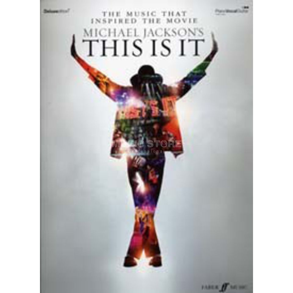 Faber Music Michael Jackson: This Is It Produktbild