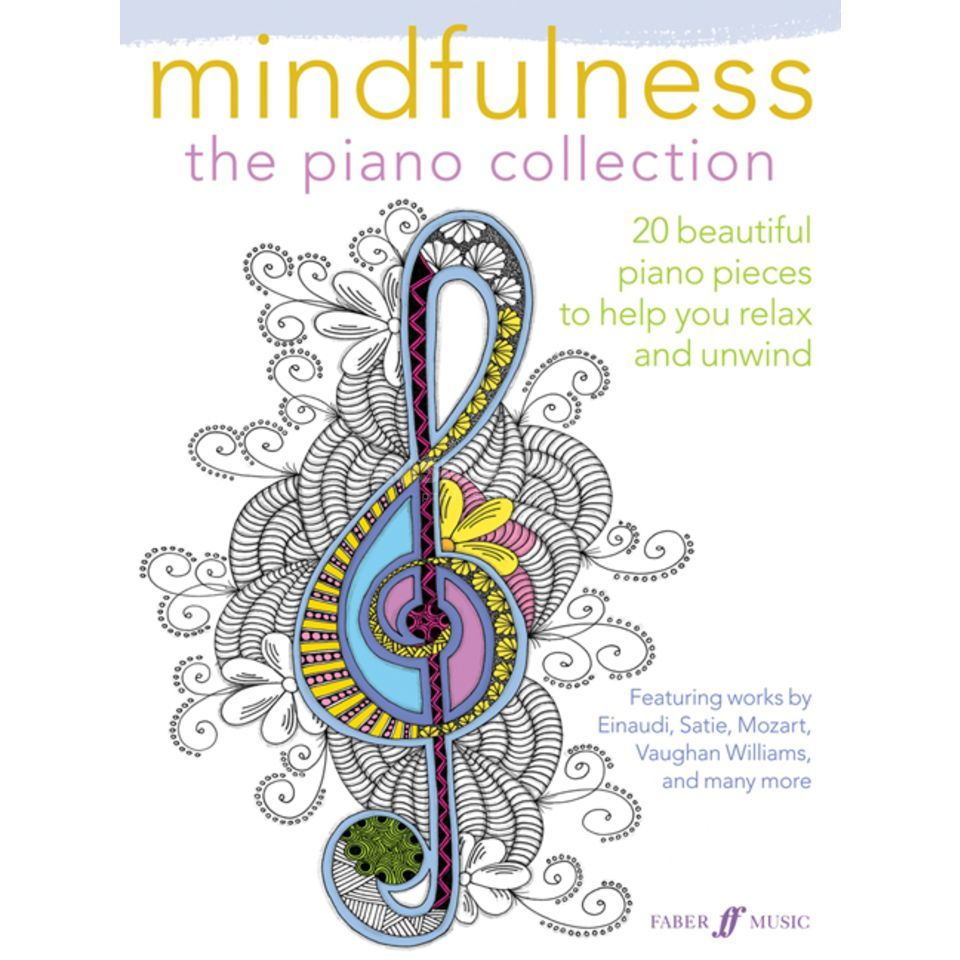 Faber Music Mindfulness - The Piano Collection Produktbillede
