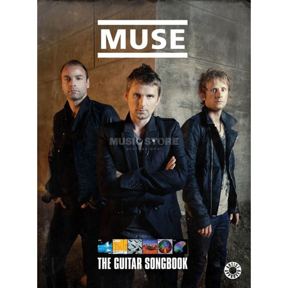 Faber Music Muse: The Guitar Songbook Produktbild