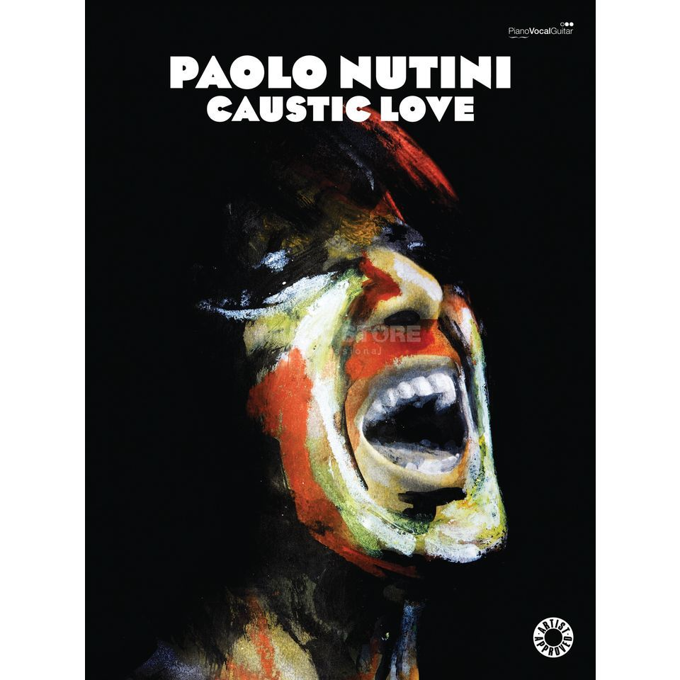 Faber Music Paolo Nutini - Caustic Love PVG Produktbillede