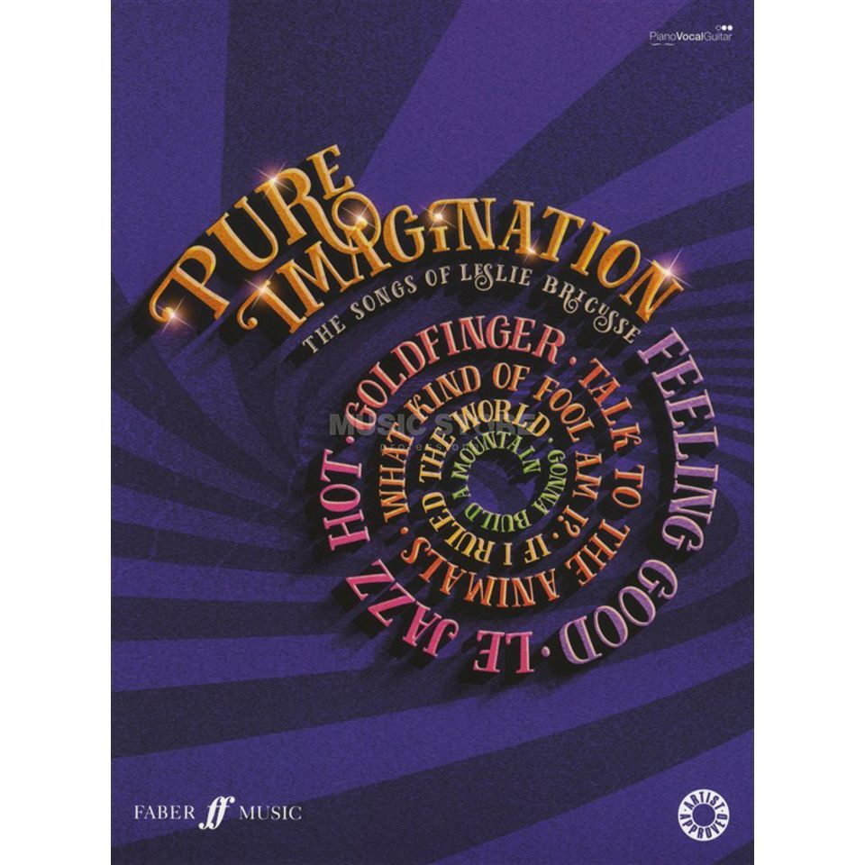 Faber Music Pure Imagination: The Songs Of Leslie Bricusse PVG Produktbild