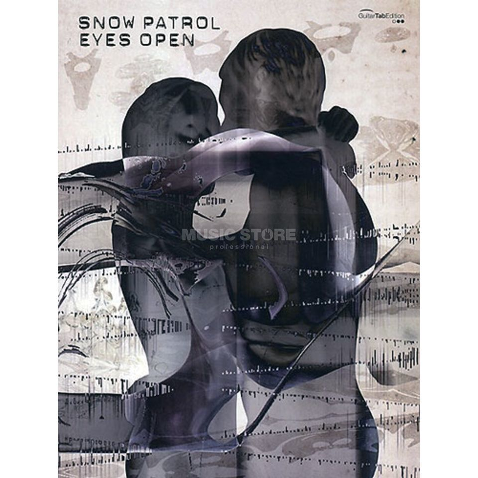 Faber Music Snow Patrol: Eyes Open Produktbild