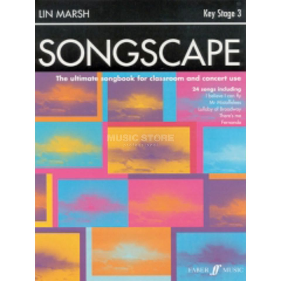Faber Music Songscape Teacher's Book PVG Produktbild