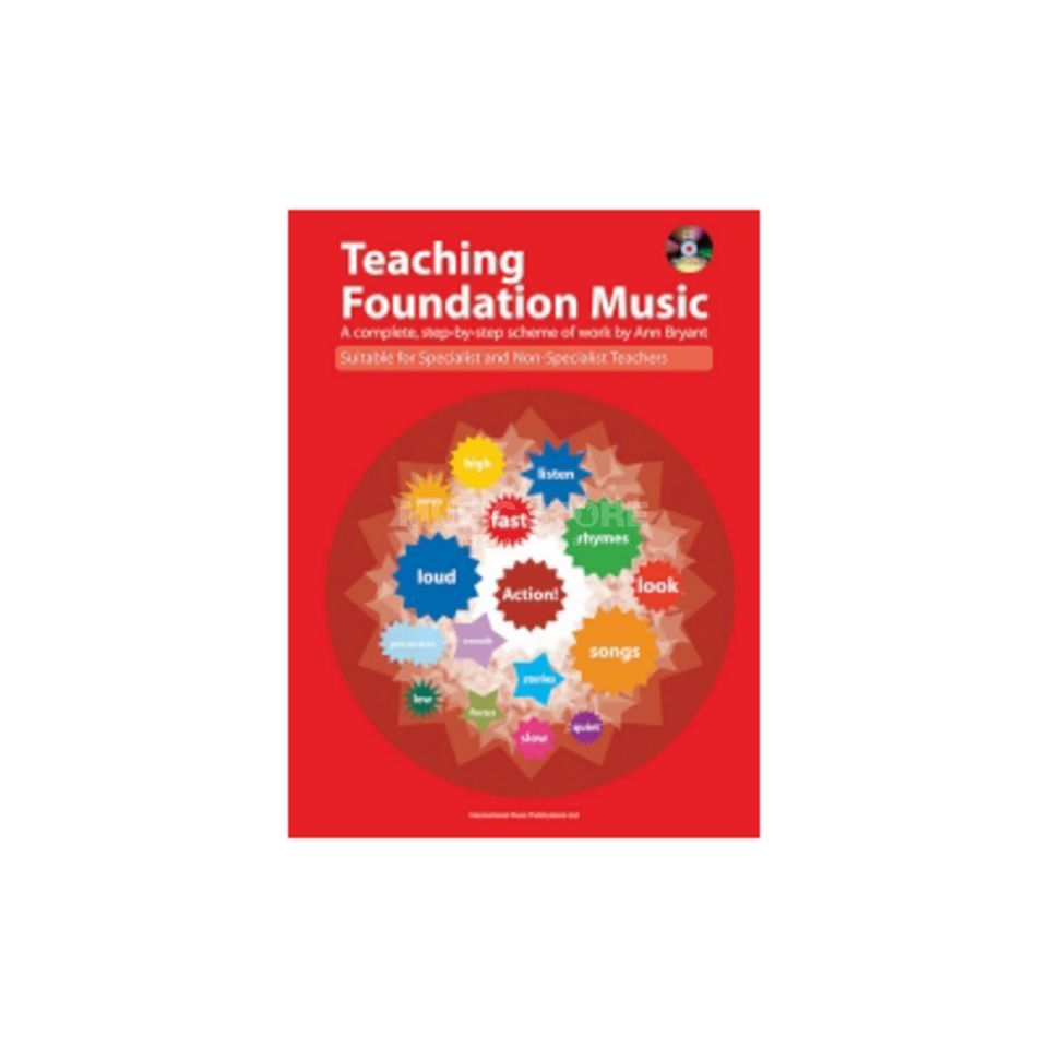 Faber Music Teaching Foundation Music Ann Bryant Produktbild