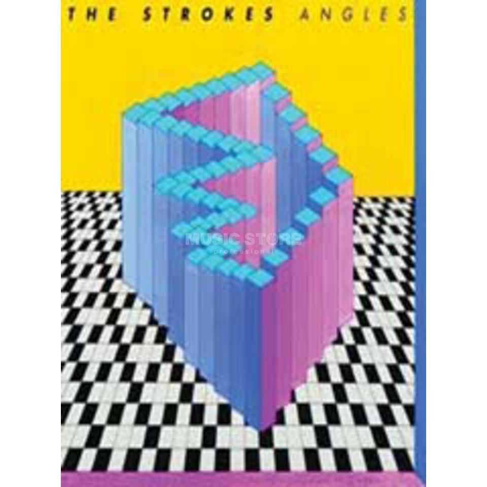 Faber Music The Strokes - Angles TAB Produktbild