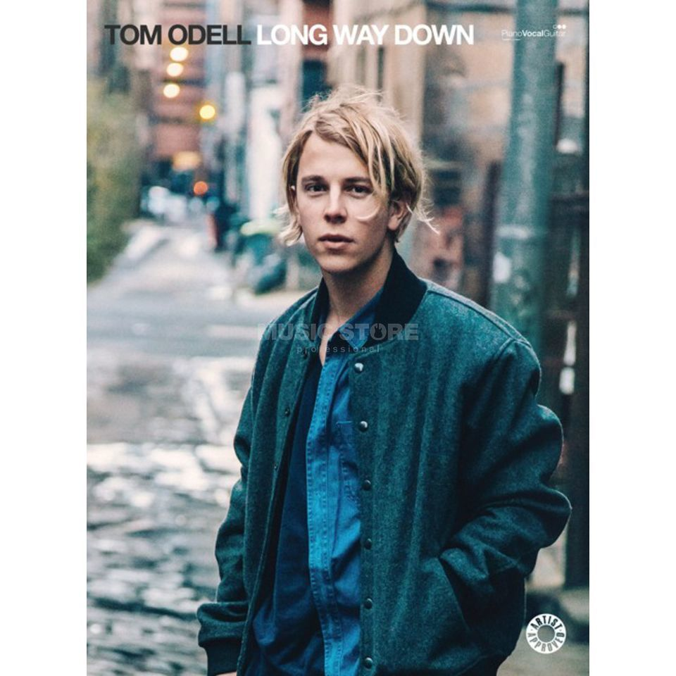 Faber Music Tom Odell: Long Way Down PVG Produktbild