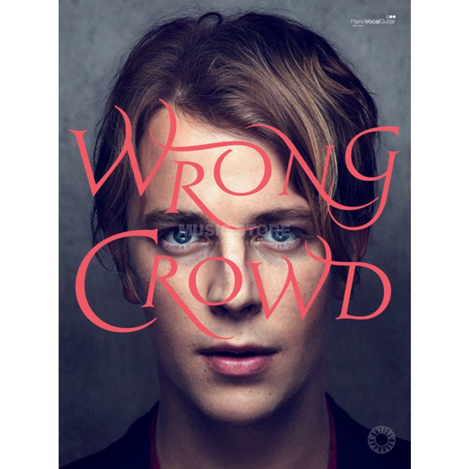 Faber Music Tom Odell: Wrong Crowd Produktbillede