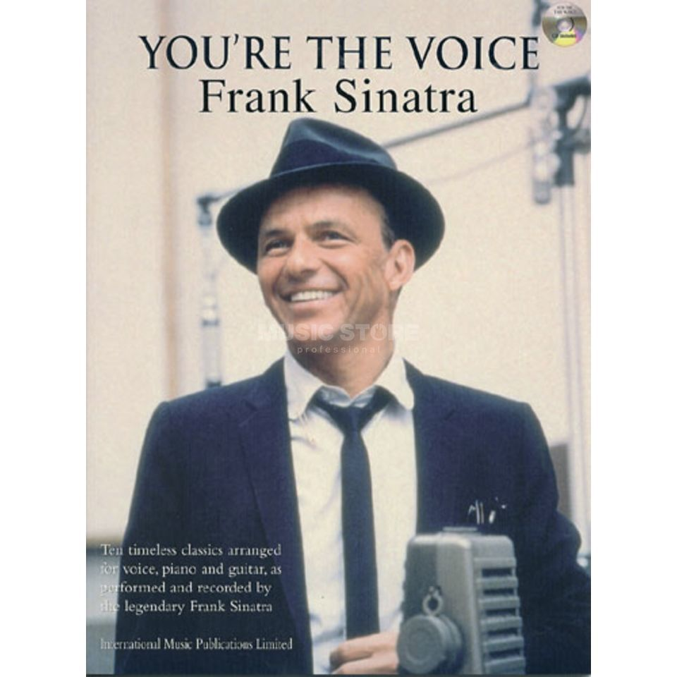 Faber Music You´re the voice - F. Sinatra PVG, Sheet Music and CD Produktbillede
