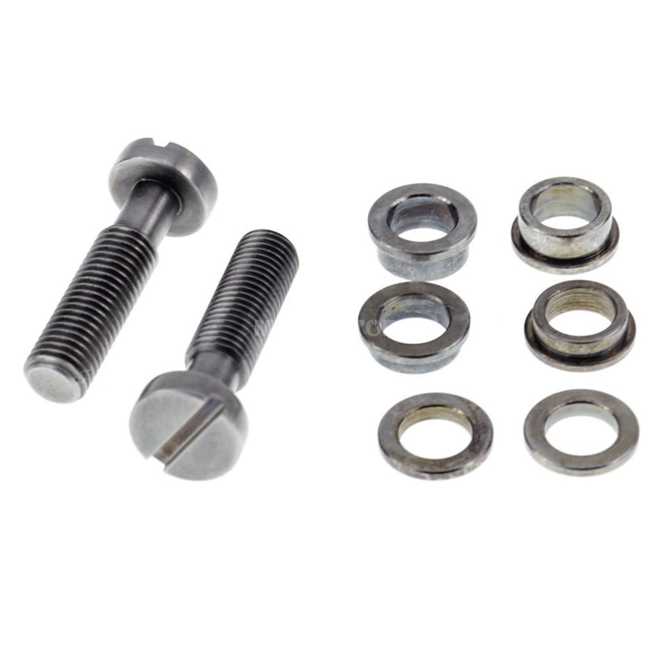 Faber TL-INA Tone Lock Studs Inch, aged Nickel Produktbillede