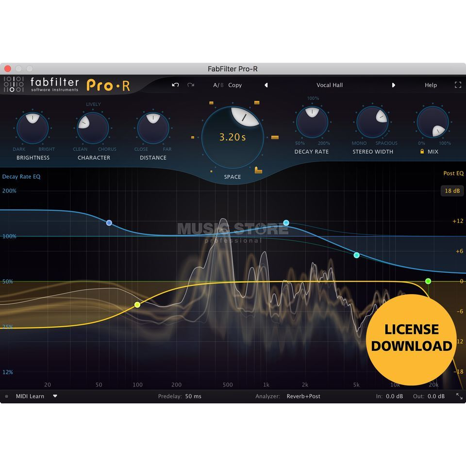Fabfilter Pro-R (Download) Product Image