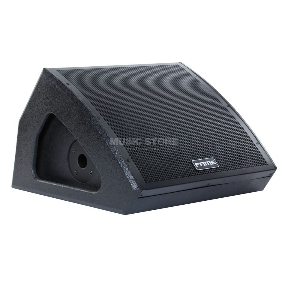 "Fame audio Challenger 10MA Stage Monitor 10"" Active 150W Product Image"