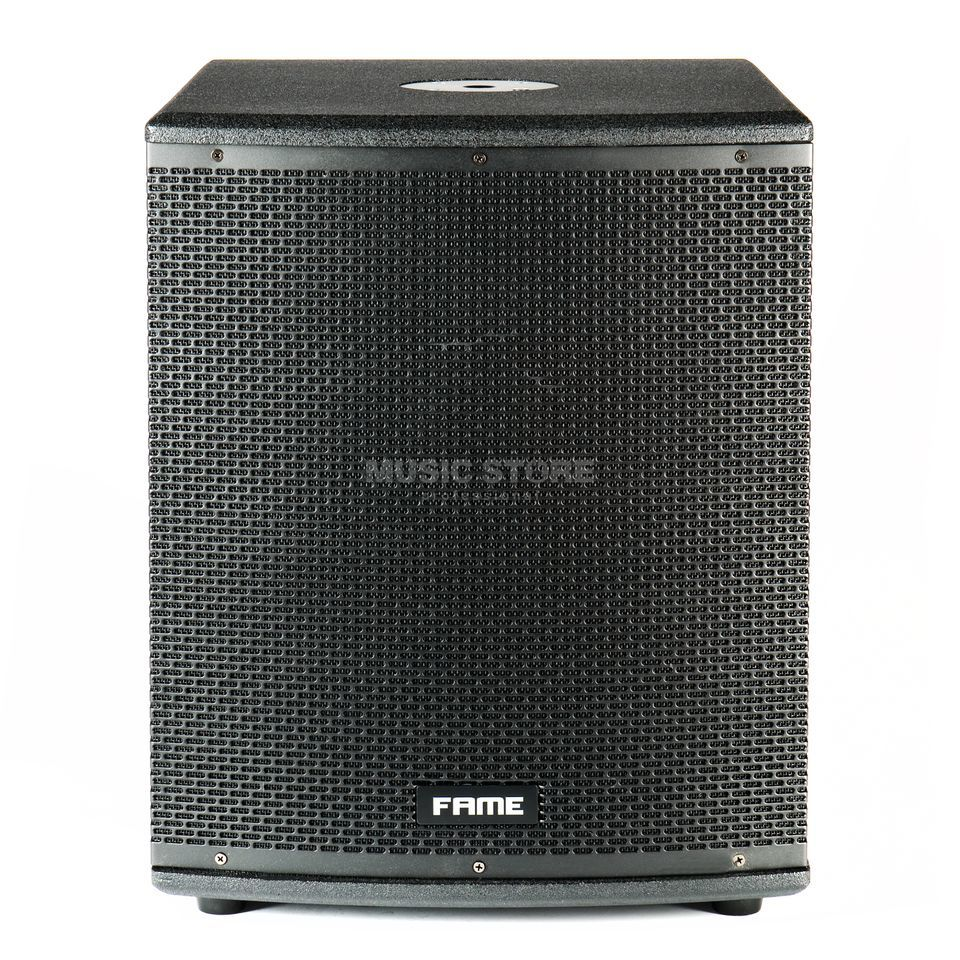 "Fame audio Challenger SUB 12P passiver 12"" Subwoofer, 450W Product Image"