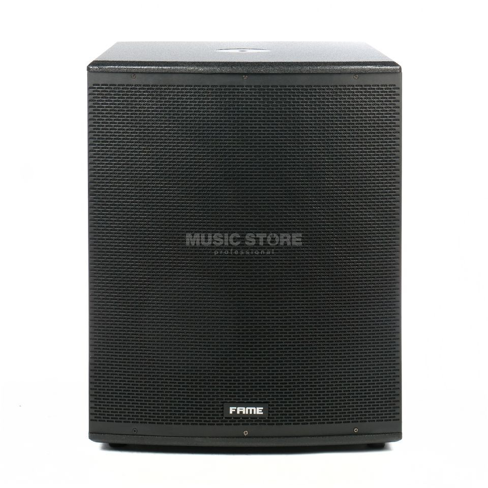 "Fame audio Challenger SUB 18P Passive 18"" Subwoofer 600W Product Image"