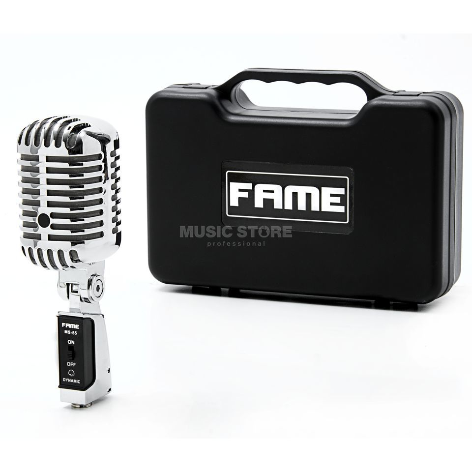 Fame audio Elvis Microphone MS 55  Produktbillede