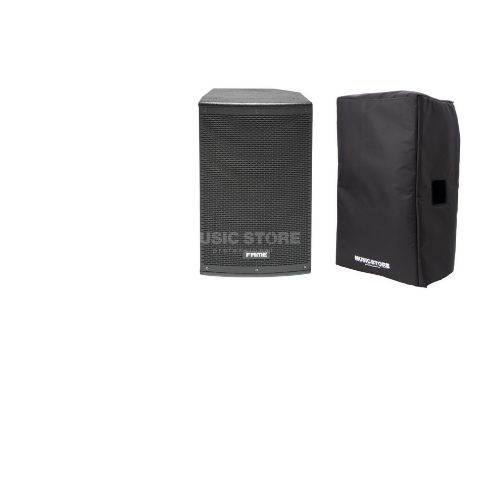 Fame audio Emperor 10 DSP + Cover - Set Product Image