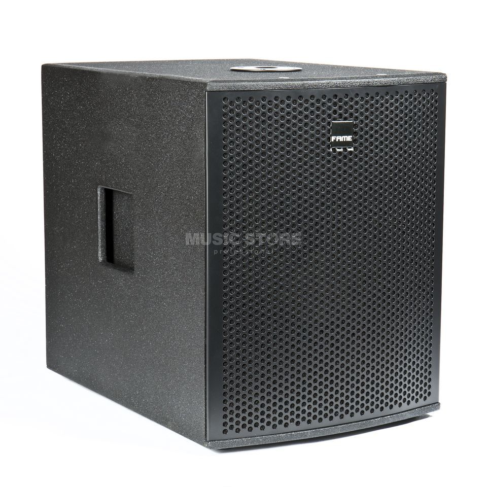 "Fame audio LA 4-15A 15"" Active Subwoofer Product Image"
