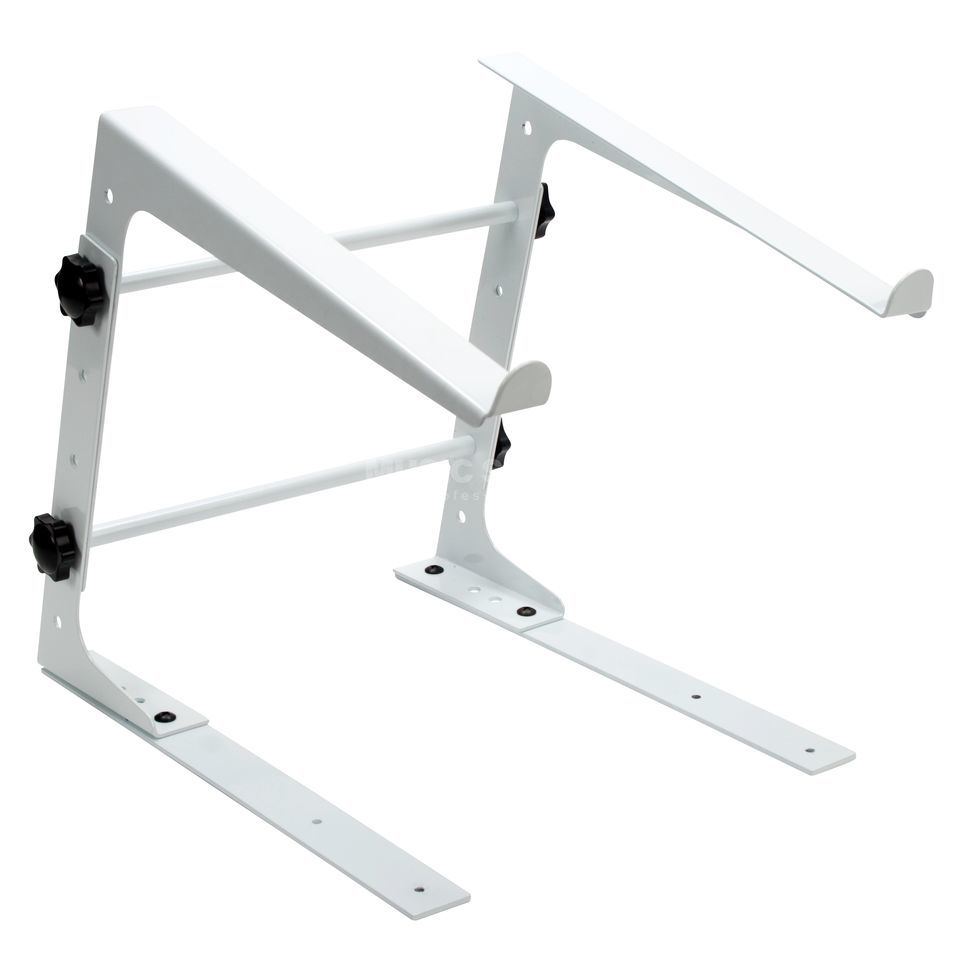 Fame audio Laptop Stand LS-1 SNOW metaal wit Productafbeelding