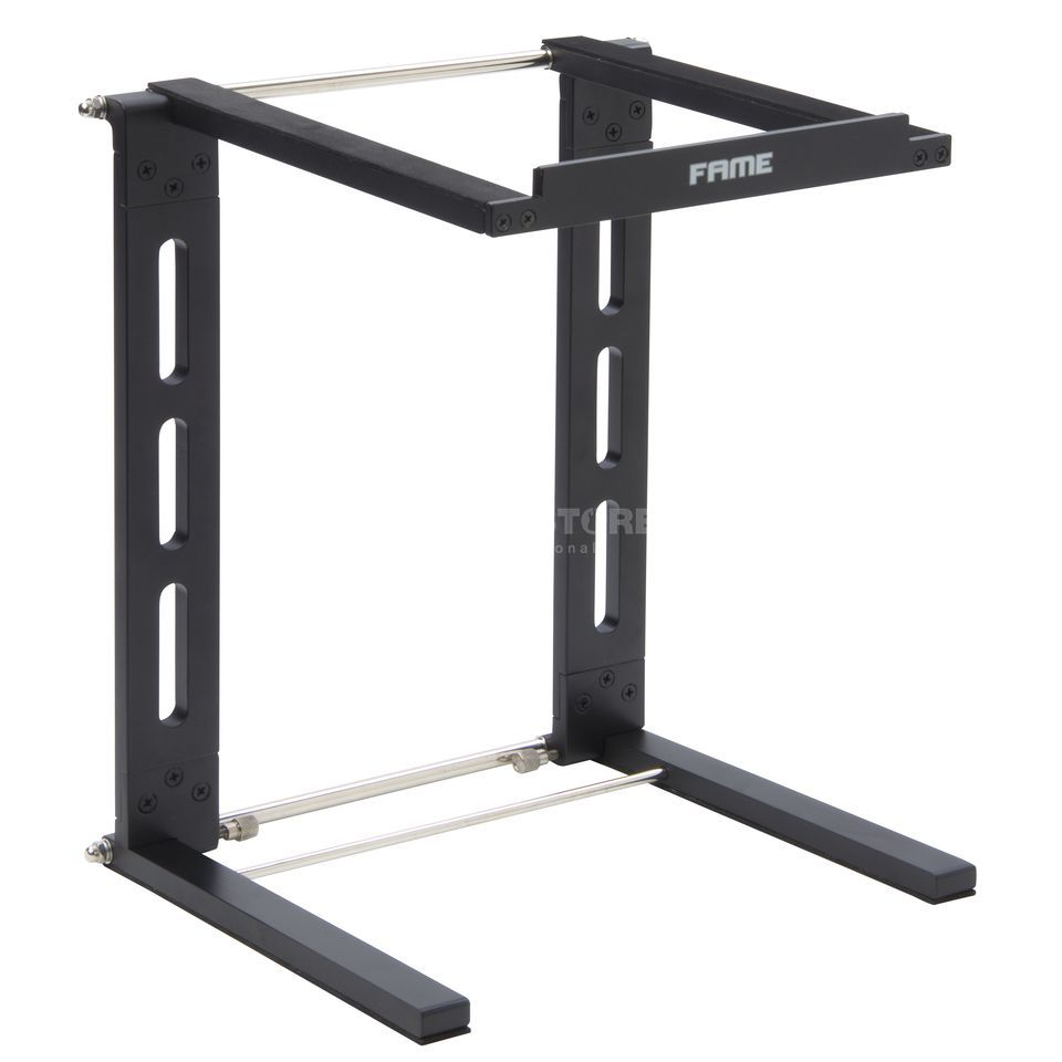 Fame audio LS-4, Black Laptop Stand  Product Image