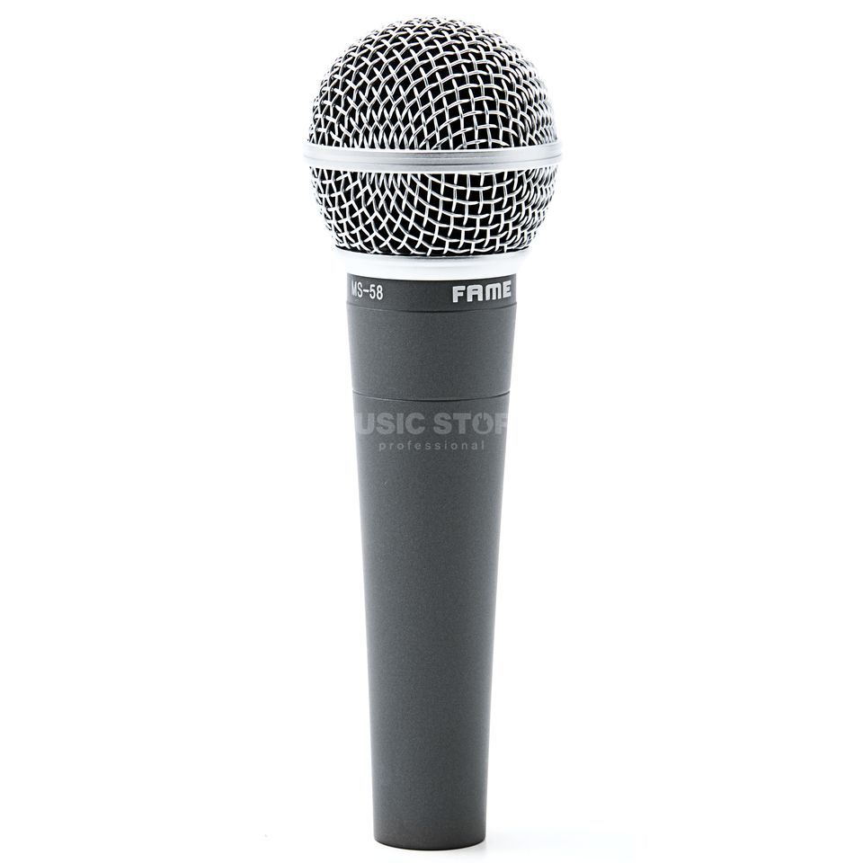 Fame audio MS 58 dynamic Microphone Produktbillede