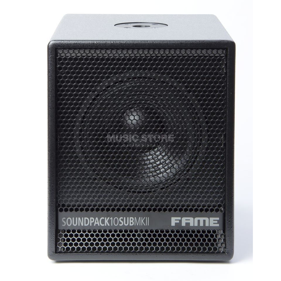 Fame audio Soundpack 10 SUB MKII  Product Image