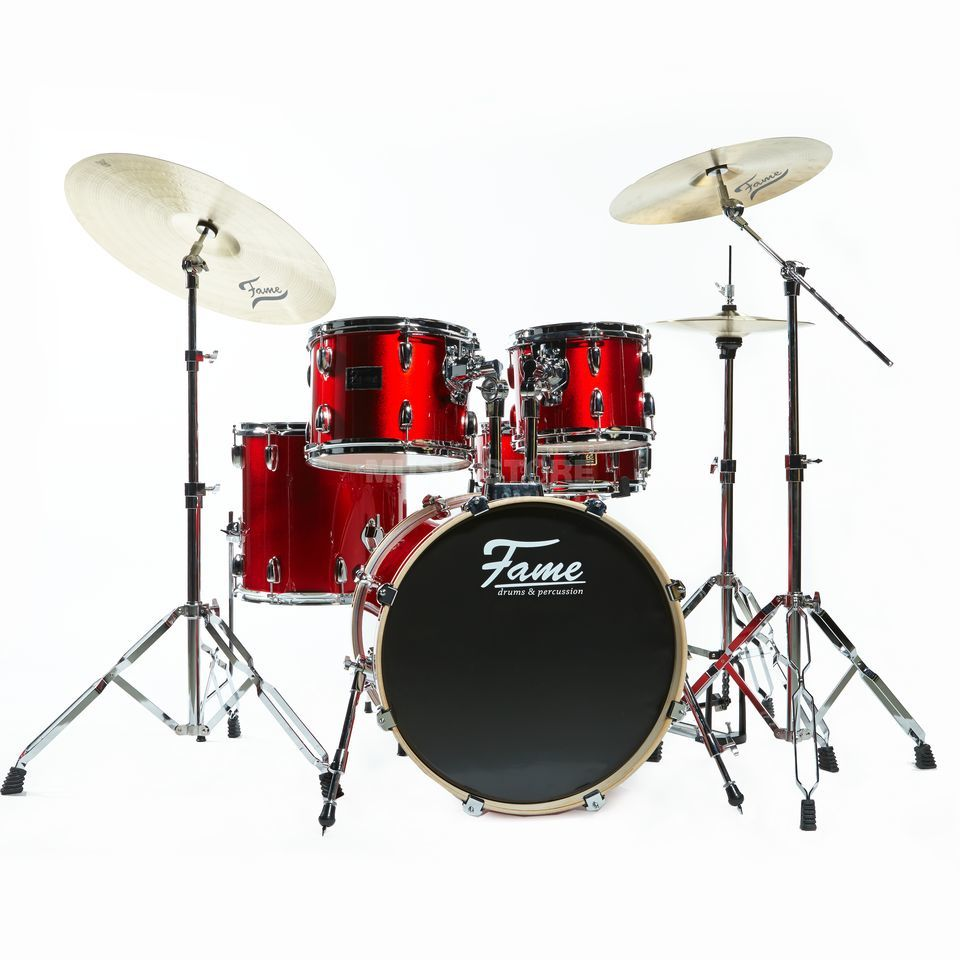 Fame Blaze Standard Set 5221, #Red Product Image